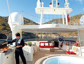 Charter yacht 'METSUYAN IV' Offers 30% Discount
