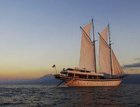 Sailing Yacht ZEN Offers Charter Deal
