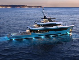 Columbus adds new 40m superyacht to Crossover range