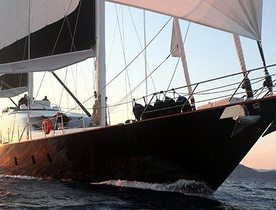 Special Turkey Charter Rates on Sailing Yacht GLORIOUS