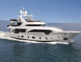 Benetti Motor Yacht INCONTATTO to Join Charter Fleet