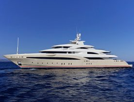 EXCLUSIVE: First Photo of Greek Superyacht O'PARI³