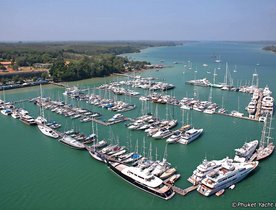 Deputy Prime Minister Opens Inaugural Thailand Yacht Show