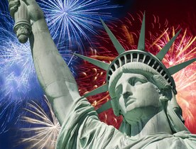 Celebrate The Fourth of July On The Hudson
