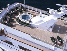 Charter Yacht ESMERALDA Available in the Mediterranean