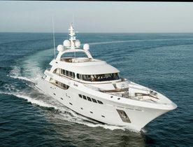 Charter Yacht NASSIMA - Last Minute Availability