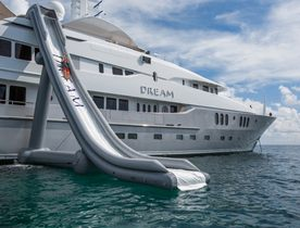 Superyacht DREAM Offers Special Charter Opportunity in Italy