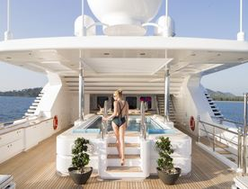 Superyacht TITANIA Signs Up for Thailand Yacht Show