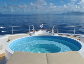 Motor Yacht Masteka 2 Heads to Fiji
