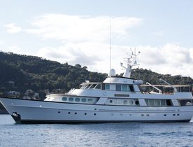 Superyacht 'C-SIDE' has prime-time availability in Turkey