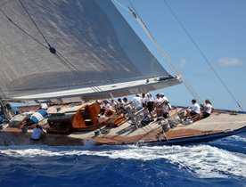 J-Class Yachts to Feature in 2017 America's Cup in Bermuda