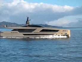 New 40m motor yacht Panam joins charter fleet