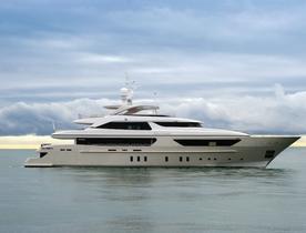Superyacht SCORPION Joins Global Charter Fleet