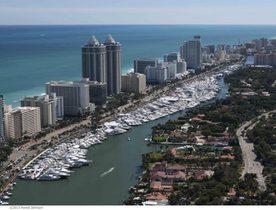 2014 Miami Yacht & Brokerage Show Opens