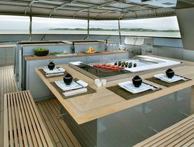 Superyacht VvS1 Available for Fiji Charters