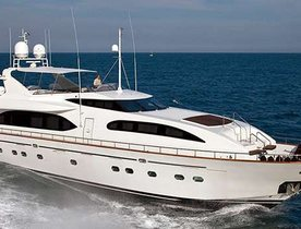 Late Availability on Charter Yacht Ylang Ylang