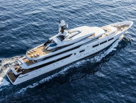 8 Reasons Superyacht SUERTE is One of the Most Exciting Debuts at the 2015 Monaco Yacht Show
