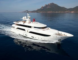 Superyacht 'Emotion 2' available for Greece yacht charters in summer 2020