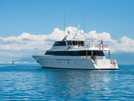 Luxury Yacht DREAMTIME Joins Australian Charter Fleet