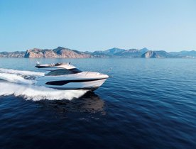 Princess unveil new F45 flybridge