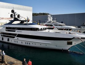 VIDEO: Sanlorenzo Superyacht 'Seven Sins' Delivered to Monaco