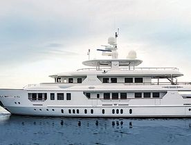 Superyacht Pride Available in West Med
