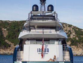 Heesen charter yacht Irisha wins Best Interior Design Award 2018 in Cannes