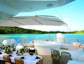 Charter Yacht LAZY Z Has a New Owner yet Remains Available For Charter