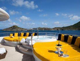 Charter Yacht DREAM Offers Louis Vuitton Handbags