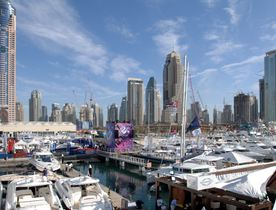 2014 Dubai International Boat Show Set to Break Records
