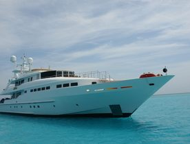 M/Y AT LAST Refitted and Ready to Charter