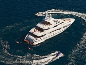 Superyacht MANIFIQ Taking Summer Bookings