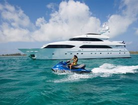 Charter M/Y 'NORTHERN LIGHTS' in the Bahamas This Summer