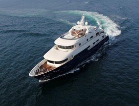 Motor Yacht Serenity II in Croatia in June