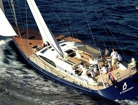 S/Y PTARMIGAN Available for Caribbean Yacht Charters