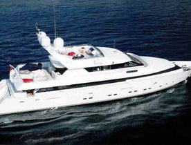 Superyacht KIPANY Announced in Newport Charter Yacht Show 2015 Line-up