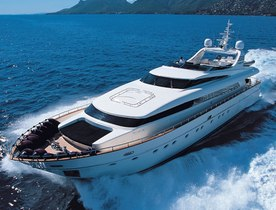 Charter Yacht LAYAZULA Available for Charter