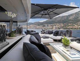 65m superyacht 'Silver Angel': Special Mediterranean charter offer