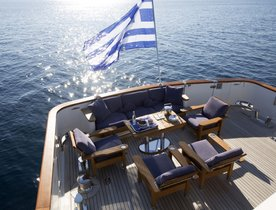 Superyacht 'Libra Y' Available To Charter For The First Time
