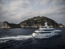 Superyacht OKKO Open for French Riviera Charters