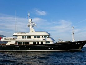 Feadship Motor Yacht Andiamo New to the Charter Fleet