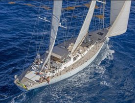 Sailing Yacht JUPITER Available For Charter In New England This Summer