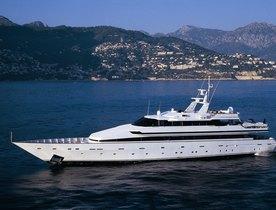 Superyacht 'Costa Magna' Open for Charter at Monaco Grand Prix
