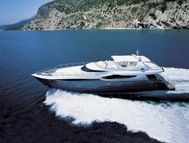 Motor Yacht CLARITY has Charter Gap in the West Mediterranean