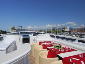 Motor Yacht 'Paris A' Offers Charter Deal