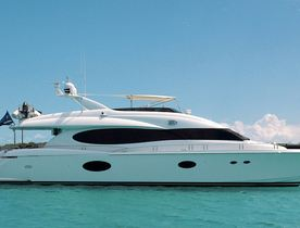 'COLD GECKO' Charter Yacht Offers Reduced Delivery Fees