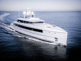 Feadship delivers superyacht NAJIBA