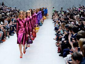 London Fashion Week SS14