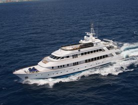 Superyacht 'Ionian Princess' Special Offer in Greece