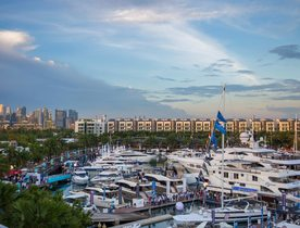 Doors open at the Singapore Yacht Show 2018